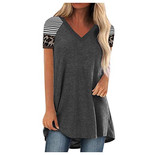 Womens 3/4 Roll Sleeve Shirt Notch …