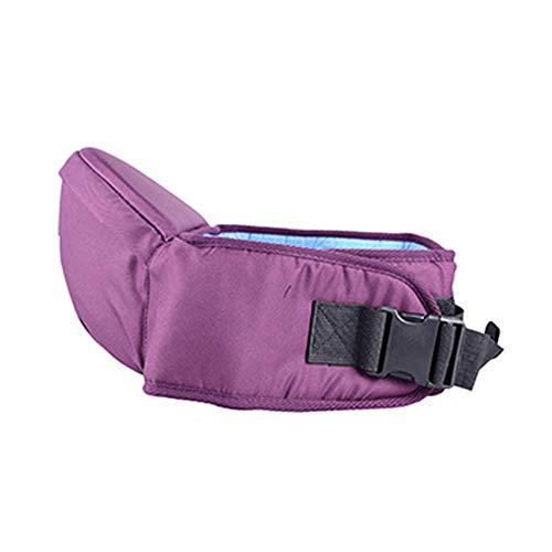 Watchwe Portabebés Cintura Taburete Caminantes Honda Sling Hold Cinturón Mochila Cinturón Hipseat Cinturón Niños Asiento de Cadera Infantil