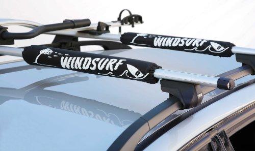 2 unidades medidas: 50 cm ideal para proteger las barras del techo, ideal para proteger los objetos que transportan: tablas de surf o windsurf u otros objetos, universal