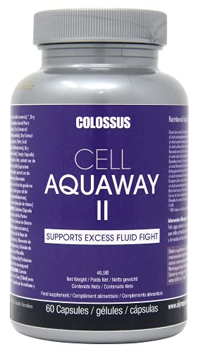 Colossus - CELL AQUAWAY II - 60 cáps.