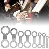 Saxophone Repair Tools Woodwind Instrument Repair Tools Steel 8 Tools/Set,for Saxophone