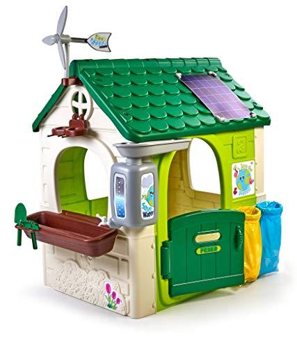 Feber- Casa Eco House per Bambini/e Amanti della Natura, Multicolore, 800013004