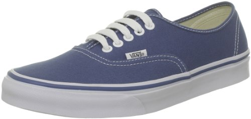 Vans Men's VANS AUTHENTIC SKATE SHOES 5.5 (NAVY)