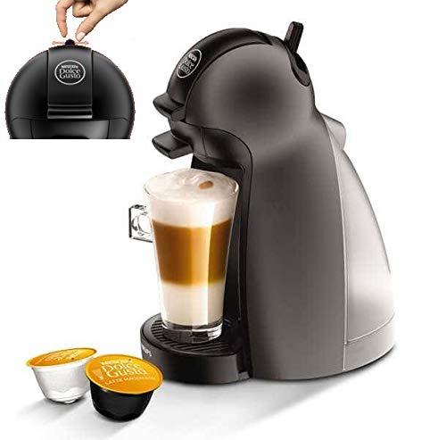 KRUPS Cafetière Dolce Gusto YY2283FD Piccolo Anthracite - Machine à café Expresso et Autres Boissons