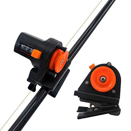 Suppyfly 0-999M vislijn teller vissen diepte vinder lengte meetinstrument