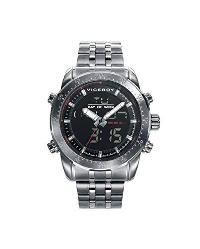 Reloj Viceroy Heat Acero Gris Hombre 401183-57