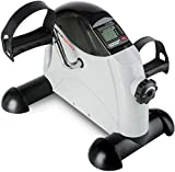 Ultrasport Mini Bike Home trainer Attrezzo Trainer per gambe e braccia Trainer a pedali pe...
