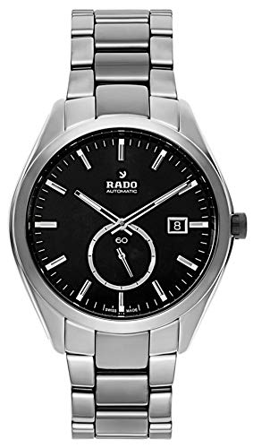 Rado HyperChrome Ceramic Mens Watch Sunburst Dial Bracelet Strap Automatic...