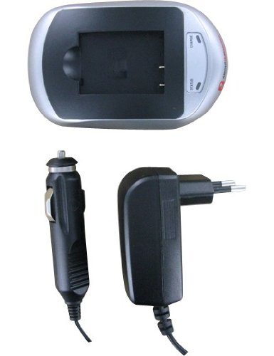 Ladegeräte für PANASONIC LUMIX DMC-ZX1, 220.0V