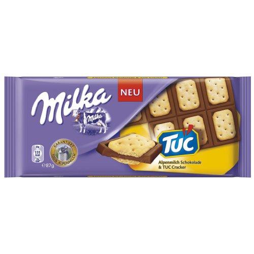 Milka TUC Cracker 87g (10-pack) by Milka