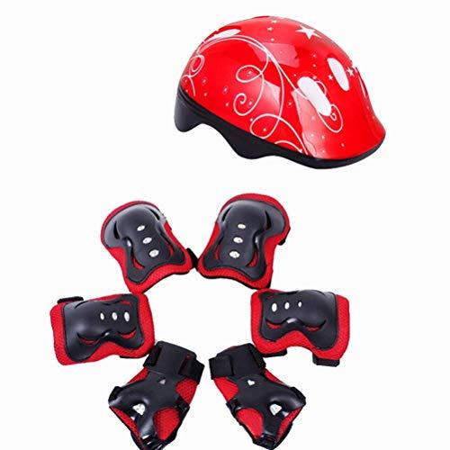 Casco de bicicleta, for niños de 7 piezas de Jóvenes de ratón...