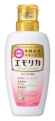 エモリカ フローラル の香り 本体 450ml 入浴剤