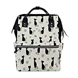 Bebé Cambio de pañales Bolsos cambiadores Mochi Diaper Bags Backpack Purse Mummy Backpack Fashion Mummy Maternity Nappy Bag Cool Cute Travel Backpack Laptop Backpack with Dreamland Daypack for Women G
