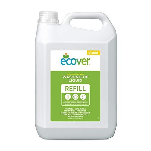 Ecover 4003317 - Detergente liquido para lavavajillas con li
