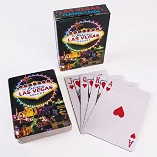 Las Vegas Welcome to Fabulous Sign Playing Cards