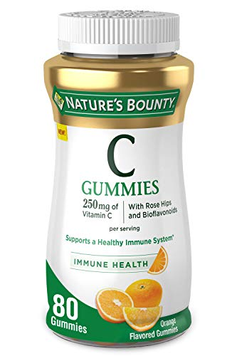 Nature's Bounty Vitamin C, 80 Count