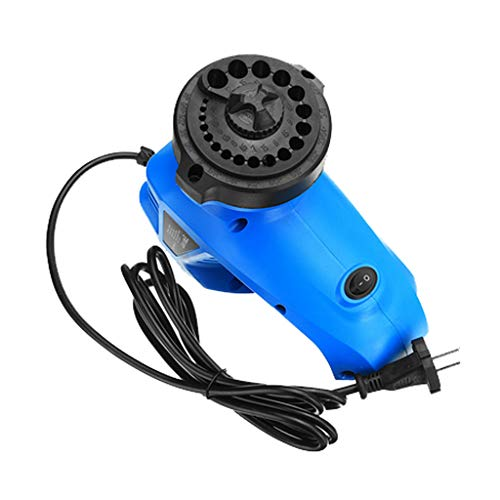 Homyl Elektro Spiralbohrer Schärfgerät Schleifmaschine 3-12mm
