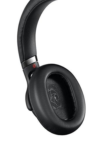 Sony MDR-1AM2 - Cuffie over-ear con microfono, Hi-Res Audio, Driver HD 40mm, 360 Reality Audio, Nero