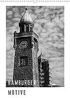 HAMBURGER MOTIVE (Wandkalender 2022 DIN A3 hoch): Bunte Vielfalt, aber in Schwarzweiss (Monatskalender, 14 Seiten )