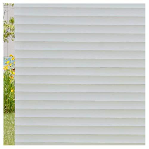 ZSFBIAO Pellicola Smerigliata Privacy Pellicola per Finestre Pellicola Privacy Vetri Autoadesive Anti-UV per Ufficio Bagno Camera da Letto Sala di Riunione -Patrón Veneciano 45 * 500cm