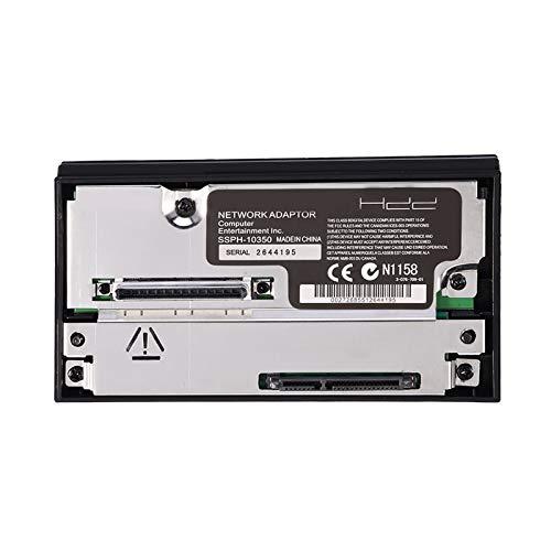 GLOGLOW Adattatore di rete SATA, interfaccia SATA HDD Hard Disk Adattatore per Sony PS2 Playstation 2 No IDE