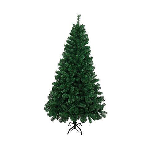 ZHongWei - Corona de Navidad árbol de Navidad, cifrado, Agujas de Pino, Navidad, Hotel de la Sala de Estar, Regalo Arboles de Navidad (Size : 1.8m)