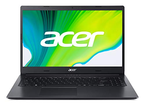 Acer Aspire 3 (A315-23-R706) Laptop 15.6 Zoll Windows 10 Home - FHD Display, AMD Ryzen 5 3500U, 8 GB DDR4 RAM, 512 GB M.2 PCIe SSD, Radeon Vega 8 Graphics