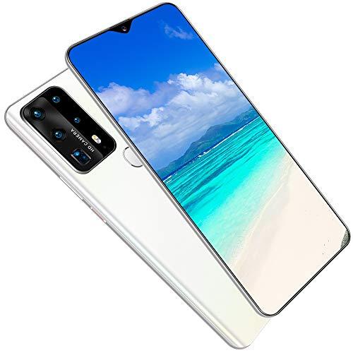 Smartphone Display LCD Full HD da 7,0 Pollici con 2 GB di RAM + 32 GB di Rom ID Fcae ID Impronta Digitale Telefono con sblocco Doppia Scheda SIM Smartphone Economico
