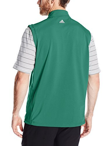 adidas Golf Men's Golf Climacool Competition Vest, Ray Blue/Mineral Blue, X-Large