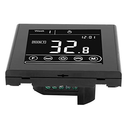 Controlador de temperatura para el hogar Termostatos digitales Controlador de temperatura, para el hogar, la fábrica, la industria, la oficina