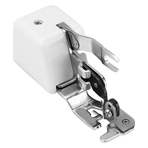 Piezas de Máquinas de Coser Cortadora Lateral Pie Prensatelas Máquina de Coser Accesorio