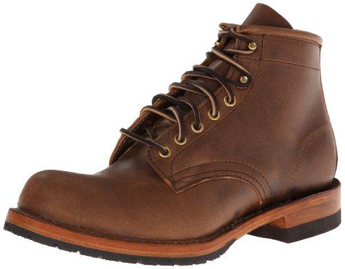 Hathorn Men's Traveler Boot,Distressed Brown,11 D US