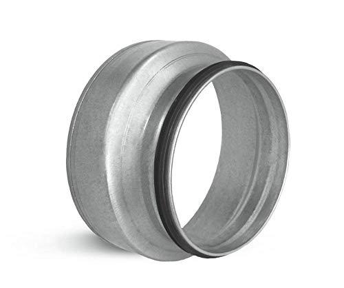 zwischen Formteilen NW100 bis 450 mm Muffe Verbindungst 150 mm
