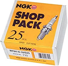 Siam Shopping NGK Spark Plugs Shop Pack Spark Plugs 703 BU8H 25 Pack 703 Engine Spark Plugs