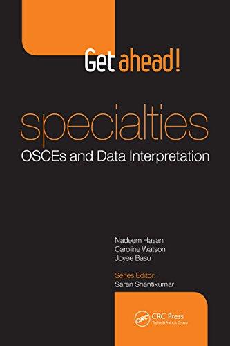 Get ahead! Specialties: OSCEs and Data Interpretation (English Edition)
