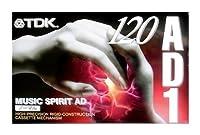 TDK NORMAL POSITION TYPE AD1 120分 ノーマル 録音カセットテープ