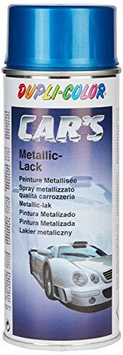 Dupli-Color 706837 Cars Lackspray, 400 ml, Azurblau Metallic