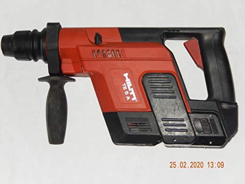 HILTI TE 5A Akkubohrhammer mit AKKU 24V BP 72 24V/3,0Ah, geprüft, funktionsfähig, guter Zustand