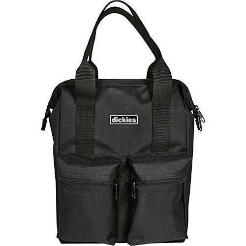 Dickies Hybrid Tote Laptop Backpack (Black)