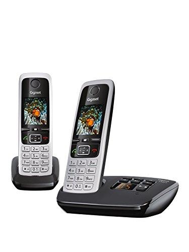 Gigaset C430A Duo Teléfono Inalámbrico Dect