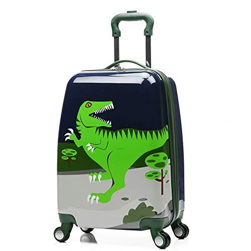Ys-s Personalización de la tienda Maleta maleta caso de embarque de los niños carro de 19/20 pulgadas modelo for los estudiantes resistente al agua, resistente al desgaste, caja, caja de embarque hipp
