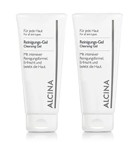 2er B Reinigungs Gel pflegende Kosmetik Alcina mit intensiver Reinigungsformel je 150 ml = 300 ml