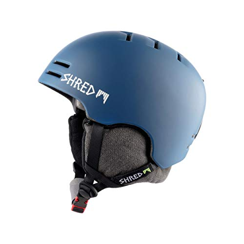 Shred SLAM-Cap NOSHOCK Midnight Helm, Blue, L