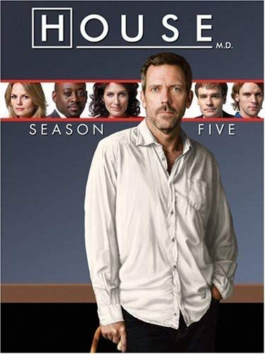 house md season 5 dvd - 3