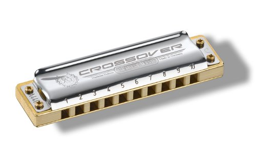 HOHNER Marine Band Crossover Harmonica - Key Of C