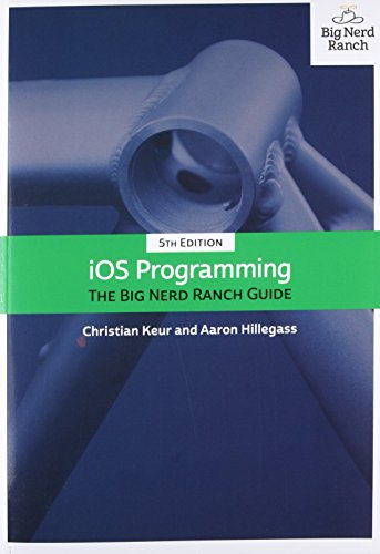 IOS Programming (Big Nerd Ranch Guides)