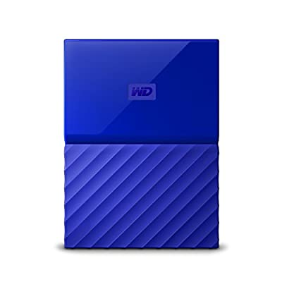 Passport  Portable External Hard Drive from WD