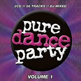 Pure Dance Party Cd