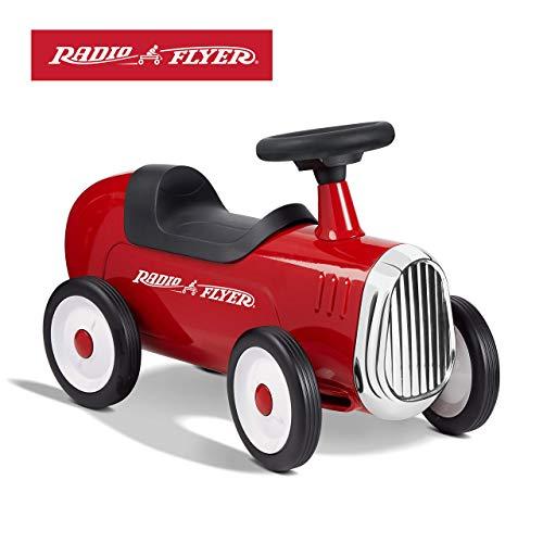 Radio Flyer Little Red Roadster (Renewed)
