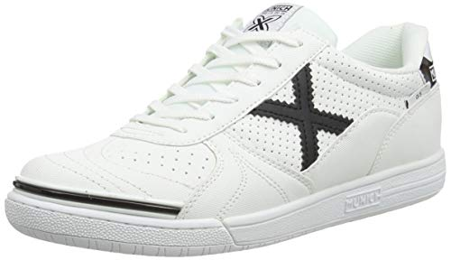 Munich G-3 Profit 07, Zapatillas de Deporte Hombre, Blanco (Blanco 007), 42 EU